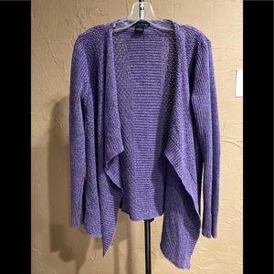 Calvin Klein Jeans Purple Sweater